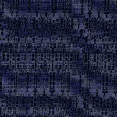 Navy Blue Banjo Fabric