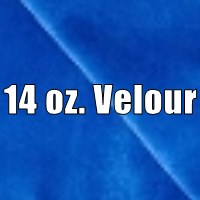 14 oz. Velour Drapes for Pipe and Drape Displays