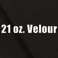 21 oz. Velour Drapes for Pipe and Drape Displays