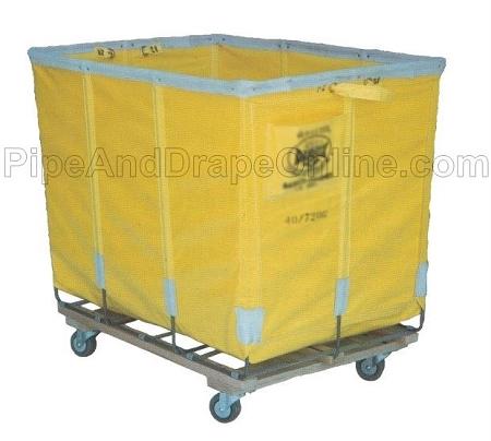 Drape Hamper Cart