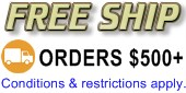 Free Shipping on Pipe and Drape. Click for full details and exclusions.