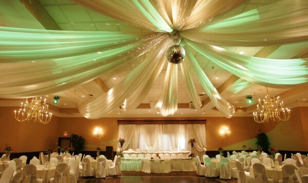 How to hang ceiling draping ceiling draping fabric options how to do ceiling draping solutioingenieria Choice Image