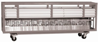 Pipe And Drape Storage Carts
