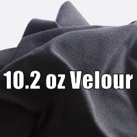 10.2 oz. Velour Drape