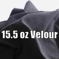 15.5 oz. Velour Drape