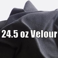 14.5 oz. Velour Drape