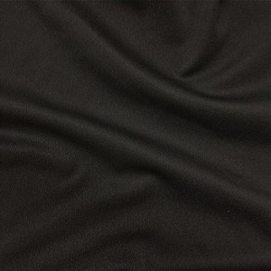CLOSEOUT: 8 Foot Tall FR Poly Drape (Black)