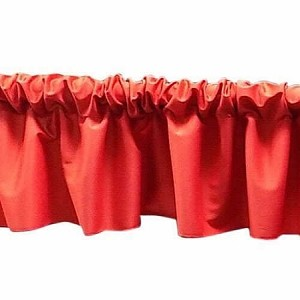 1 Foot Tall Premier Valance