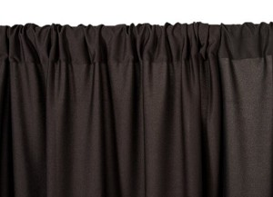 8 Foot Tall Premier Drape