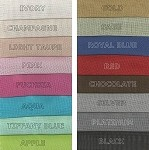 Special Colors Sheer Voile Drape