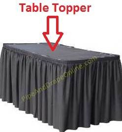 Premier Table Toppers